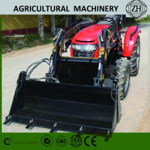 Low Price Front End Loader Matched Tractors