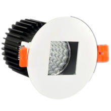 Runde Form Mitte Quadrat Einbauleuchte LED Lampe