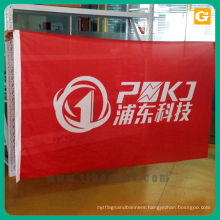 High quality long duration time supermarket fabric banner