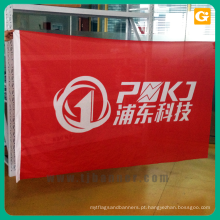 Bandeira de alta qualidade de tecido de supermercado de longa duração