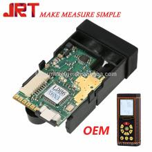 Grande módulo do rangefinder do laser da venda RS232 / TTL Bluetooth de 131ft