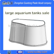 nouvelle conception grand aquarium cuves vente