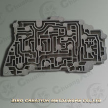 Qualifizierte legierte Aluminiumplatten