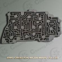 Placas de aluminio de aleación
