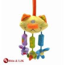 Personalizado cuna de bebé de promoción de colgar el juguete