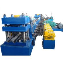 Machine de formage de rouleaux de garde-corps en acier coloré