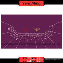 Baccarat Table Layout 10-P Violet (YMBL01P1)