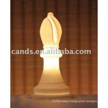 European Style Unique Ceramic Decorative Cute Desk Lamp