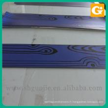 Impression autocollant de plancher numérique antidérapant