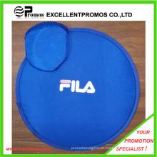 Frisbee dobrável super do pano para a promoção (EP-F2901)