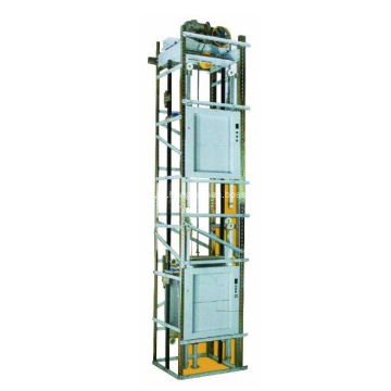 Elevadores De Dumbwaiter Com Porta Automática