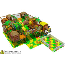 Commercial Indoor Playgrounds For Kids , Structure Soft Playground