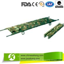Camouflage civière pliable avec la meilleure qualité