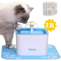 84oz/2.5L Automatic Cat Water Fountain