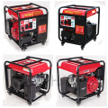 7000W Sine Wave Digital Inverter Gasoline Generator