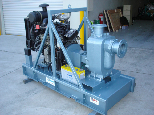 240M3/H Diesel Centrifugal Pump for Agriculture