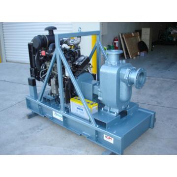 Bomba centrífuga diesel de 240M3 / H para a agricultura