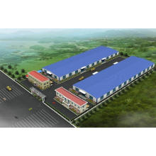 High Quality Prefabricated Steel Structure Warehouse and Workshops