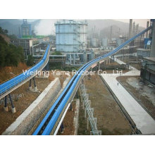 Ports Pipe Conveyor Belt