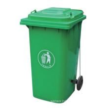 Professional Dustbin with Pedal Open (FS-240F)