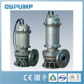 QW/WQ series centrifugal submersible sand suction dredge pump