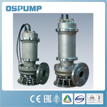 High temperature and high flow self-priming pump