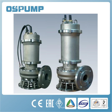 QW/WQ series Municipal Engineering non clog impeller pump