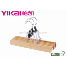 2016 natural wood collection amazing skirt hangers