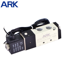 4v110-06 4v110-08 Hot Sale Air Solenoid Valve 24V Made In China