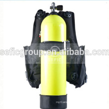 France Germany popular S 80 BCD scuba diving cylinder oxygen air bottle with regulator