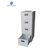Vertical Metal 4 Drawer Cabinet for Hanging A4/F4 Files