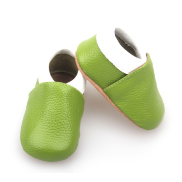 Bayi Golf Shoes Leather Infant Soft Shoes Wholesale