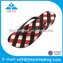 Customer design slippers for men
