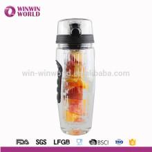 O BPA personalizado livra garrafa bebendo plástica da água material de Tritan