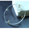 Fused Silica Glass Light Guide Block for Laser