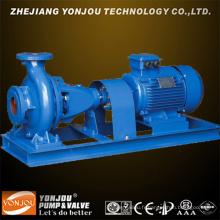 Diesel et électrique Circulation End Suction Combustion d'incendie pompe à eau centrifuge
