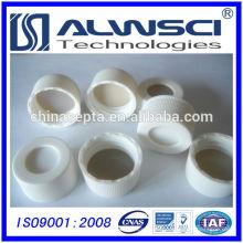 Manufacturing 20ML Amber Glas Phiole für 24-400 Kunststoff Cap mit PTFE Silikon Septa