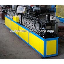 Máquina Formadora de Rolos de Quilha Stud & Track