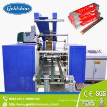 Maquinaria de alta calidad del papel de aluminio de la película de Cling en China