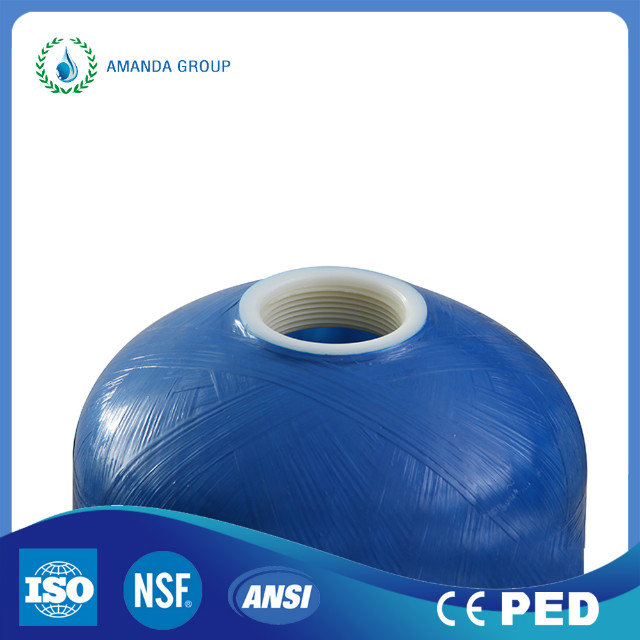 Water Treatment Sand Filter Pressure Vessel Tank
