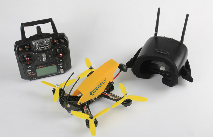 Brushless FPV Racing Drone