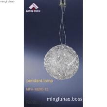 High quality leave shape hot sale pendant lamp