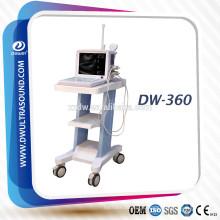 scanner de ultrassom portátil com sonda convexa