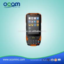 Escáner de código de barras industrial Android PDA (OCBS-D8000)