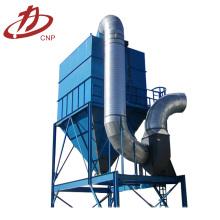 Coletor de poeira do filtro de saco do controle de poluição da poeira da indústria do cimento