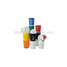 Üppige im Entwurf kundengebundene Plastikeimer-Einspritzungs-Eimer-Form