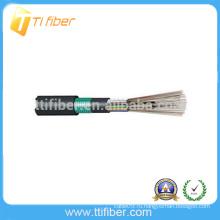 Наружный воздуховодный кабель MM 12 Одномодовый одномодовый 62,5um GYTY53 Открытый оптоволоконный кабель