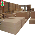 Plain MDF Board 18mm for Furniture