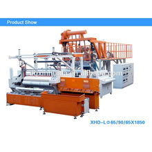 automatic 1500mm top plastic stretch film machinery