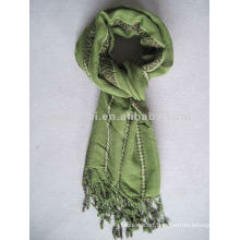 High quality yarn-dyed head scarf for men
